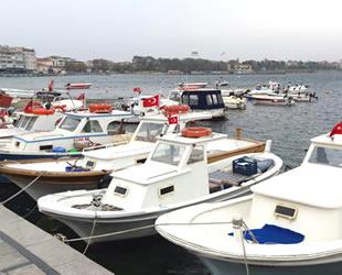 Tekirdağ'da polis balıkçı avına çıktı