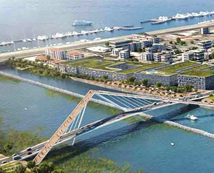 Kanal İstanbul Projesi, 26 bin hektar alanı kapsayacak