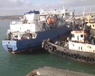 Rusya, Azak Denizi'ne ulaşımı yasakladı