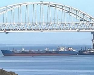 Rusya, Kerç Boğazı'nı gemi trafiğine yeniden açtı