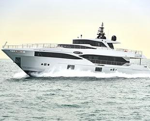 Majesty Yachts, yeni yat modellerini sergiledi