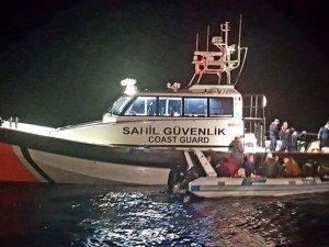 Enez'de 22 kaçak göçmen yakalandı