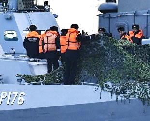 Rusya, gözaltına aldığı 18 Ukraynalı denizcinin isimlerini açıkladı