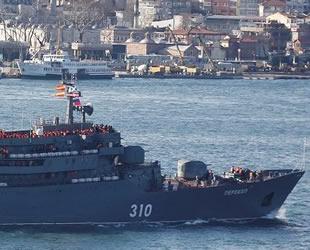 Ukrayna, Türkiye'den İstanbul Boğazı'nı Rus gemilerine kapatmasını talep edecek