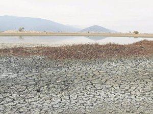 Elmalı'daki Avlan Gölü yok oluyor