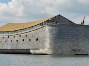 Hollandalı Johan Huibers, Nuh'un Gemisi'yle İsrail'e yolculuk planı yapıyor