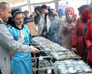 Rize'de 4. Hamsi Festivali düzenlendi