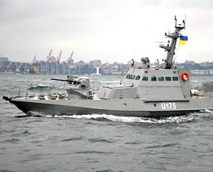 Ukrayna, Azak kıyılarında gövde gösterisi yaptı