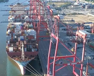 Global Ports, Buenos Aires Limanı'na talip oldu