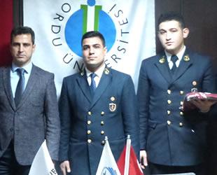 Ordu Üniversitesi Fatsa Deniz Bilimleri Fakültesi I. Kariyer Günleri etkinliği dolu dolu geçti