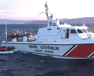 Sahil Güvenlik, ileri teknolojili botlarla düzensiz göçün önüne geçecek