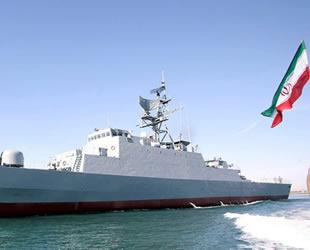 İran, milli savaş gemisi Sehend'i Basra Körfezi'nde denize indirdi