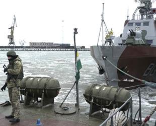Rusya, Azak Denizi'ndeki Ukrayna limanlarını kullanıma açtı