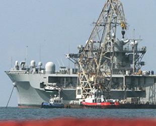 Rusya'dan 'Karadeniz'e ABD filosu gönderin' çağrısına jet yanıt: Filonun dönüşü şanlı olmaz