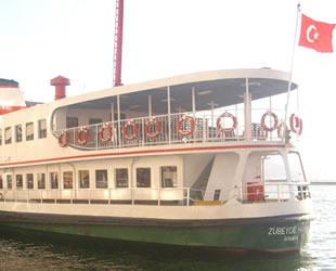 Zübeyde Hanım Eğitim ve Müze Gemisi bakıma alındı