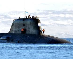 Rusya, Severodvinsk Nükleer Denizaltısı'yla Kalibr Füzesi fırlattı