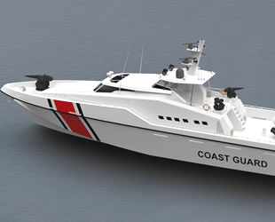 Ares Tersanesi'nde Sahil Güvenlik botu üretimi hızlandı
