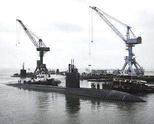 ABD, dalmayan denizaltına 1.5 milyar dolar harcadı