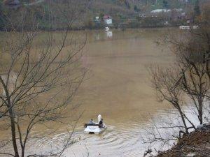 Sera Gölü kirlilikten bir türlü kurtulamıyor