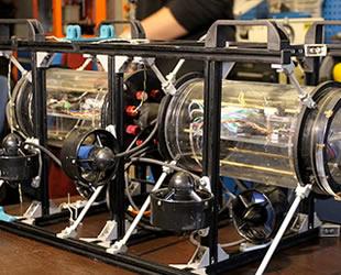 İTÜ Robotik Kulübü'nün genç mühendisleri, su altı aracı geliştirdi