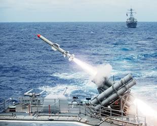 ABD, denizaltılarına yeniden Harpoon füzesi konuşlandıracak
