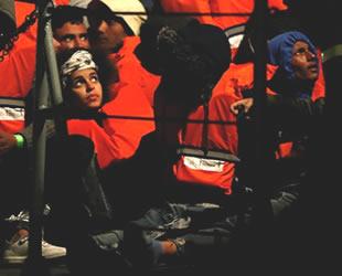 Malta'da 249 kaçak göçmen kurtarıldı