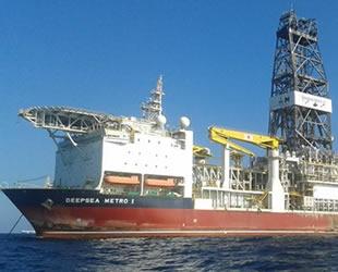 Yeni sondaj gemisi de Akdeniz'de çalışma yapacak