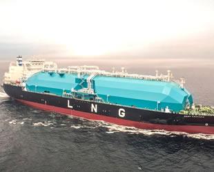 Türkiye, ABD'den 150 bin metreküp LNG aldı