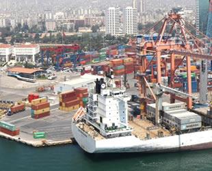 Mersin Limanı, 2018'de 1 milyon 700 bin TEU konteyner elleçledi