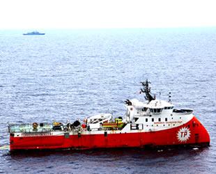 Doğu Akdeniz'de sondaj çalışmaları sürüyor