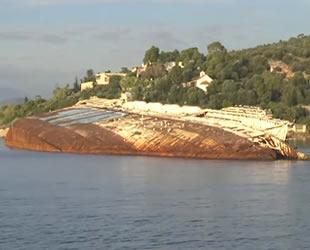 Yunanistan suları batık gemilerden temizlenecek