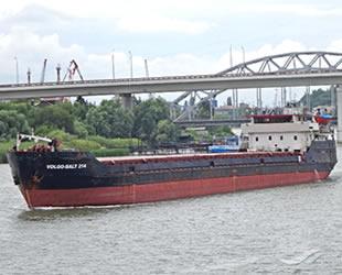 'Volgo Balt 214' isimli kargo gemisi, Samsun'da battı