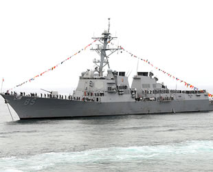 Çin, Xisha Adaları'nda karasularına giren ABD'yi uyardı