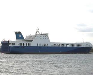 M/V Qezban isimli Ro-Ro gemisinde çıkan yangın söndürüldü