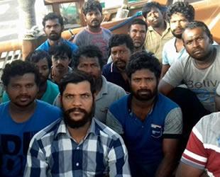 İran, 15 Hintli balıkçıyı serbest bıraktı