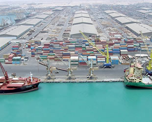Hindistan, Çabahar Limanı'nın bir kısmını devraldı
