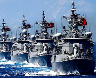 Deniz Kuvvetleri Komutanlığı, 'Mavi Vatan' tatbikatına hazırlanıyor