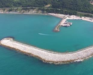 Denizkonak Balıkçı Barınağı'nda çalışmalar yüzde 65 tamamlandı