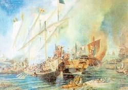 Preveze Deniz Zaferinin 467.yılı
