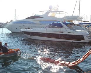 Teos Marina, CNR Boat Show için hazırlıklarını tamamladı