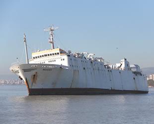 'WARDEH' isimli kargo gemisi, Bey Gübre'ye 9 milyon liraya satıldı