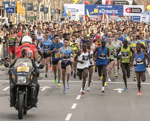 Global Run, Barcelona'da koşulacak