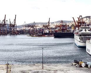 Yunanistan, Rusya'dan liman projelerine yatırım yapmalarını istedi