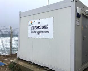 Tekirdağ'da atık su online olarak takip ediliyor
