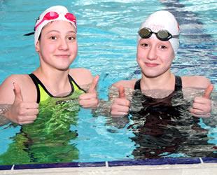 Sudem Denizli ve Göksu Doğan, 2024 Paris Olimpiyatları'na katılmayı hedefliyor