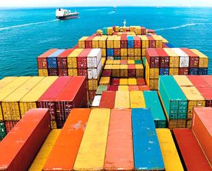 Dünya ticaretinin yüzde 90'ı deniz yoluyla gerçekleşti