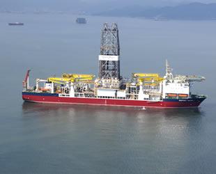 İkinci sondaj gemisi bu ay Akdeniz'de olacak