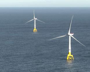 Avrupa'da deniz üstü rüzgar enerjisi kapasitesi arttı