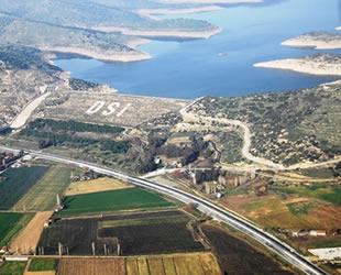 Aydın'a 11 baraj ve 7 gölet inşa edildi