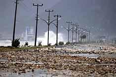 Fırtına Antalya'yı Felç Etti